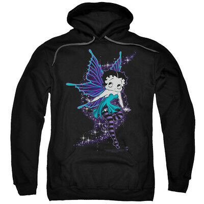 Betty Boop Sparkle Fairy Pullover Hoodies for Men or Kids