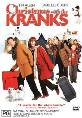 Christmas With The Kranks - Tim Allen, Jamie Lee Curtis DVD R4 New!
