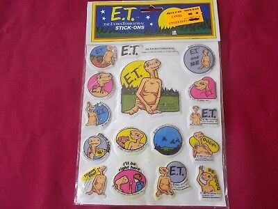 ET the Extra Terrestrial Vintage Collectable from 1982