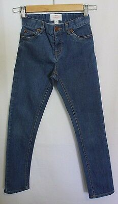 COUNTRY ROAD ~ Kid Unisex Medium Blue Skinny Jeans 7 ~ RRP $54.95 pair 3