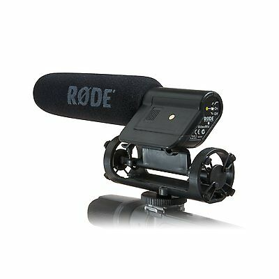 Rode VideoMic Directional Video Condenser Microphone w/Mount