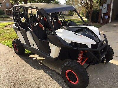 2014 Can-am Maverick MAX RS DPS 1000R --107Miles--50Hours--