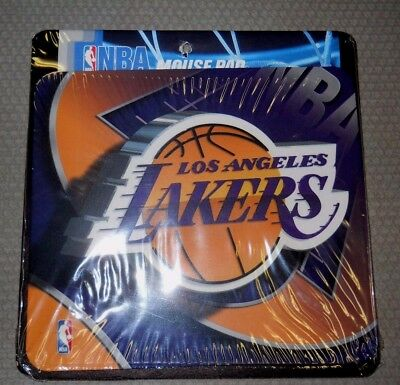 NBA Los Angeles Lakers computer Mouse pad mat - BRAND NEW (purple)
