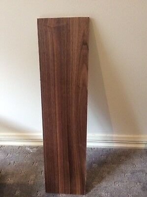 American Black Walnut Timber, Craft, Luthier, Box Maker. Thin Piece