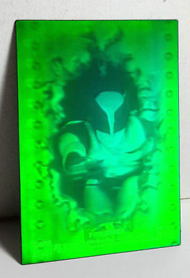 1993 Marvel X-Men Series 3 Wolverone 3-D Hologram Trading Card -FREE S&H(H-02)