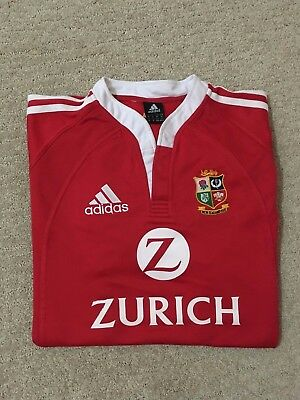 British Lions Rugby Union Jersey, New Zealand 2005 Tour, Size: XL