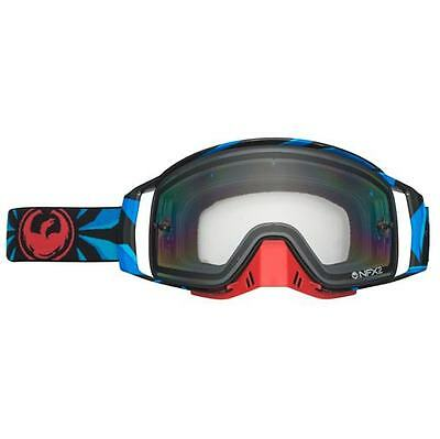 NEW DRAGON NFX2 FACTOR INJECTED MX Dirt Bike Motocross Goggles Motocross Enduro