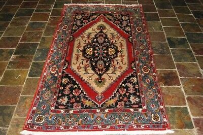 Very Rare 277X142 Wide  Persian Carpet Runner Zanjan