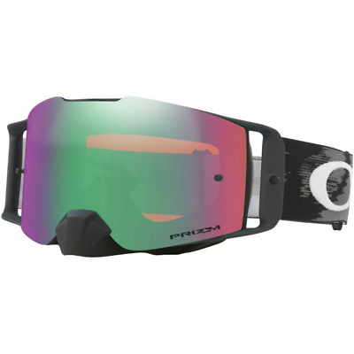NEW OAKLEY FRONTLINE GOGGLES MATTE BLACK SPEED with PRIZM JADE Lens MX Moto Gear