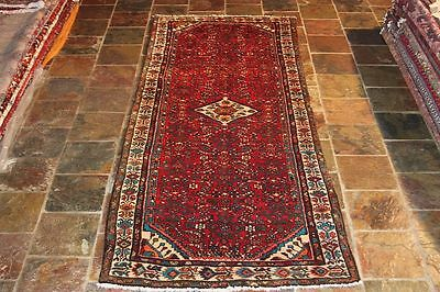 """Authentic Persian rugs""284x111 bakhtiari tribal Persian runner carpet rug"
