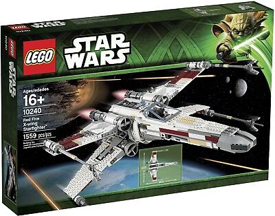 LEGO 10240 Star Wars Red Five X-wing Starfighter UCS BRAND NEW IN BOX