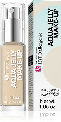 Bell HYPOAllergenic Aqua Jelly Make-Up Foundation 03 Creamy Natural 30g
