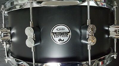 """Snaredrum Limited Edition                             PDP DwDrums  14""""x 6,5"""