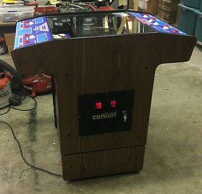 Track and Field Restored Cocktail Arcade Game, Works, Dedicated, Nice