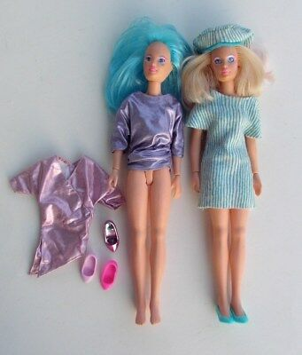 Vintage Jem and the Holograms Dolls & Accessories Lot. HTF.