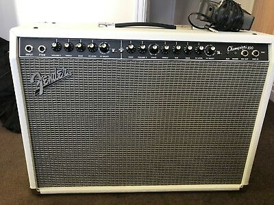 Fender Champion 100 White Guitar Amp