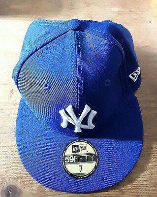 New Era Official NFL New York Yankees 59FIFTY Fitted Cap NEW