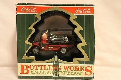 Coca-Cola Bottling Works Collection Ornament 1997