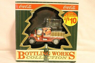Coca-Cola Bottling Works Collection Ornament