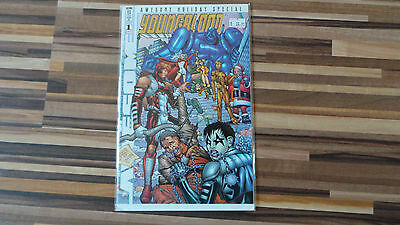 Image Comics Awesome Holiday Special YOUNGBLOOD´S Shaft Vol. 1, No. 1 1997 NEU