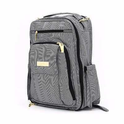 Ju-Ju-Be Legacy Collection Be Right Back Backpack Diaper Bag - Queen of the Nile