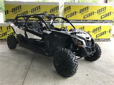 2018 Can-am X3 Turbo Max  0 White  1000 Automatic