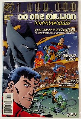DC One Million 80 Page Giant 1 (DC 1999) HIGH GRADE - UNREAD