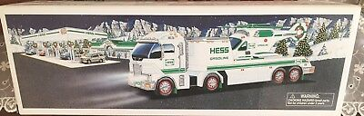 2006 Hess Truck and Helicopter;  New in box.