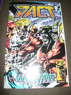 Image Comic: The Pact Number Two vs. Youngblood (Englisch) 1994