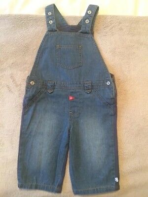 Noukies Boys Dungarees 3 Years Old