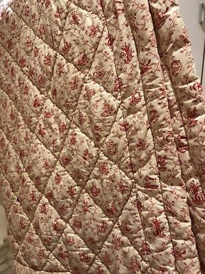 Beautiful Antique French Quilt, Stunning Design, 19th C?