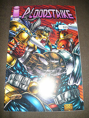 Image Comic: Bloodstrike Vol. 1 NO 14 (Englisch) Sept. 1994