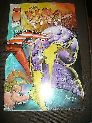 Image Comic: The Maxx NO 15 (Englisch) 1995