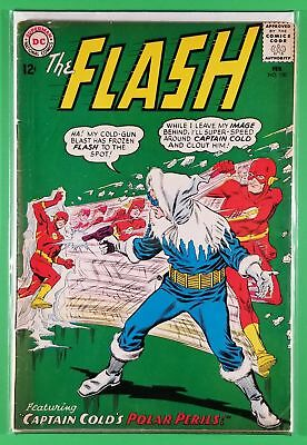 The Flash [1st Series] #150 (DC, February 1965)