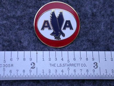 American Airlines  /  Aa  Blue Eagle 60's Logo Pin