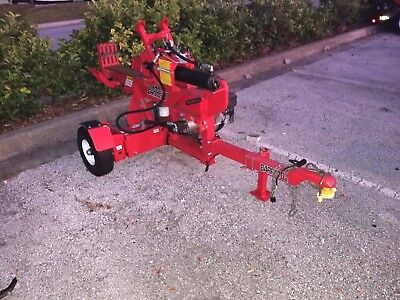 BARRETO LOG SPLITTER  HYDRAULIC MODEL 920LS-922LS made in the US-Not China Crap