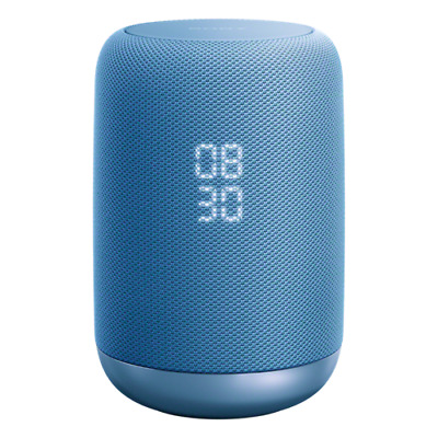 Sony Google Assistant Built-In Wireless Speaker Blue
