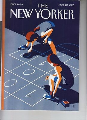 Coding 101 The New Yorker Magazine Nov 20 2017 No Label The Tech Issue