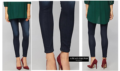 A Pea In The Pod AG Jeans Secret Fit Belly Legging Ankle Maternity Jeans NWT