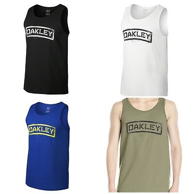 Oakley Tab Tank Tee - Various Colors AND Sizes