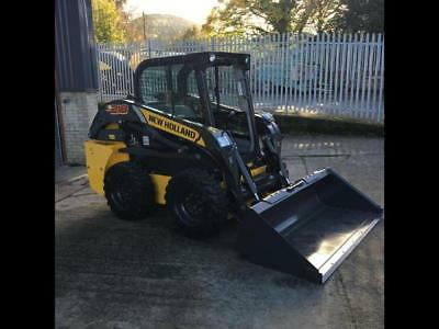 new holland 2016 mini loader skid steer Diesel Private Use