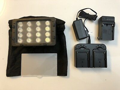 Switronix TorchLED Bolt On-Camera LED Light TL-BT200 - Super Powerful -Excellent