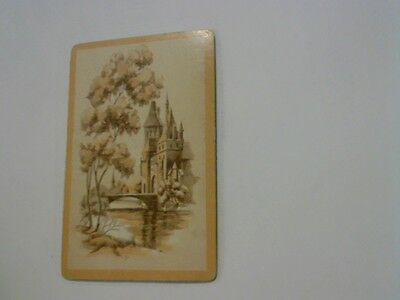 1 Single Swap/Playing Card - Scene Building  at Water