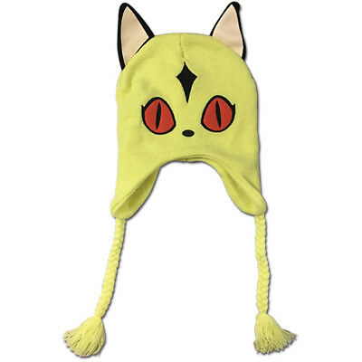InuYasha Kirara Cat Beanie Cosplay Fleece Winter Hat New Tag Official Licensed