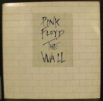 PINK FLOYD - THE WALL - Double LP 33 T - 1A 15863410 / 11 - 1979 - HARVEST NL