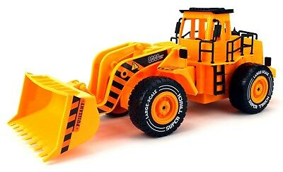 Remote Control RC Truck Construction Bulldozer Toy Great Christmas Gift for Boys