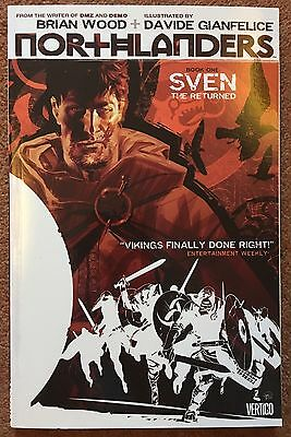 Northlanders Book One: Sven The Returned (2008) Vertigo/DC Comics