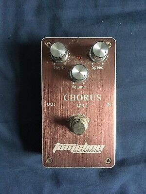 Tomsline ACH-1 Chorus Guitar Effects Pedal