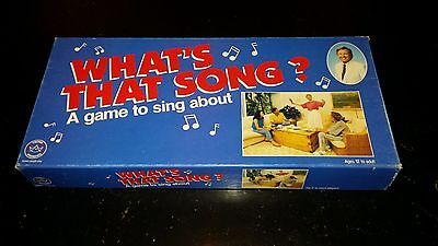 "1989 What's That Song ? ""A Game To Sing About"" Complete"