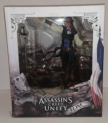 ASSASSIN'S CREED UNITY Ubisoft Ubicollectibles Pure Arts ELISE The Fiery Templar